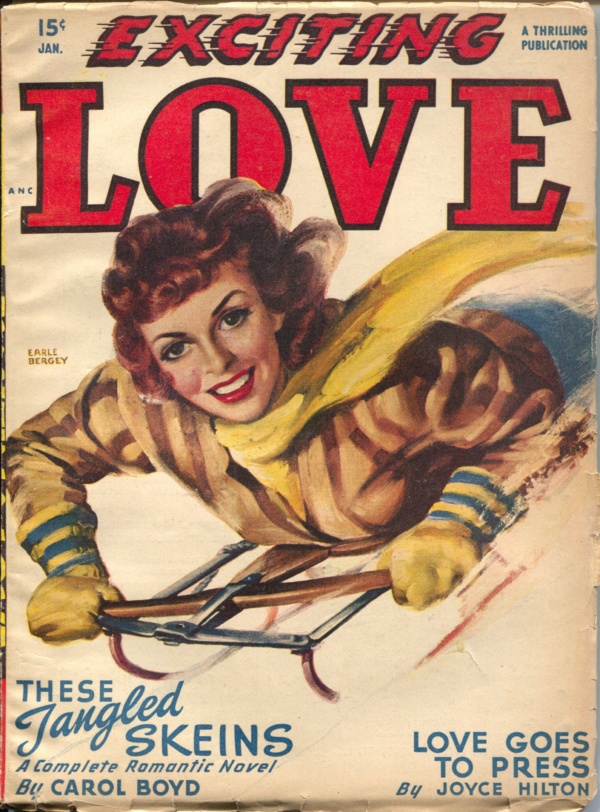 Exciting Love January 1948