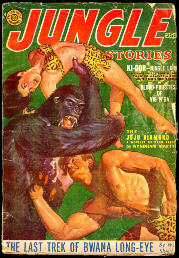 JUNGLE STORIES. Winter 1951-52