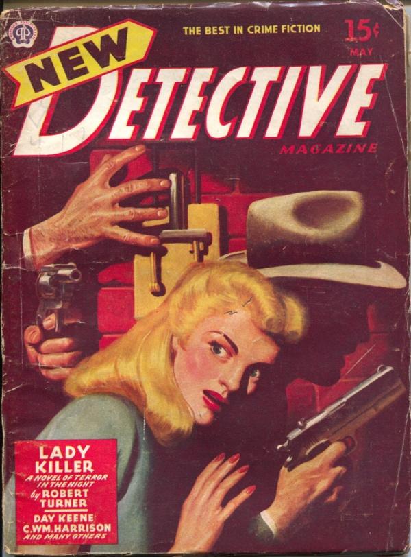New Detective May 1946