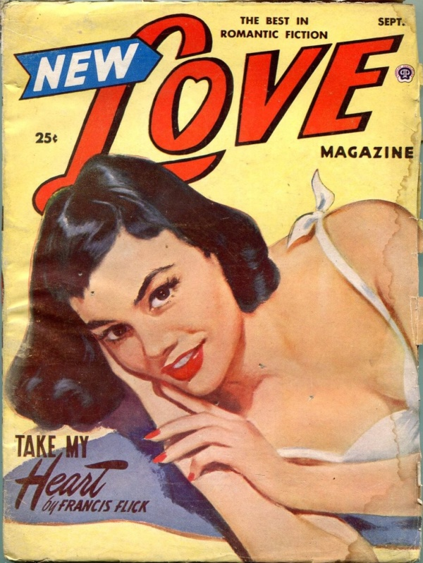 New Love September 1951