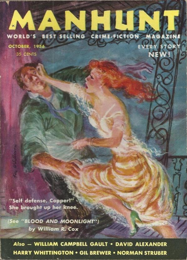 Oct. 1956~MANHUNT