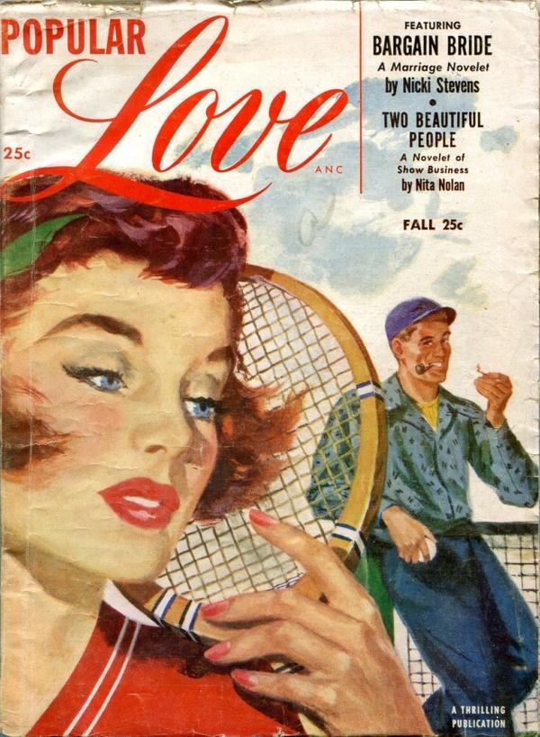 Popular Love Fall 1954