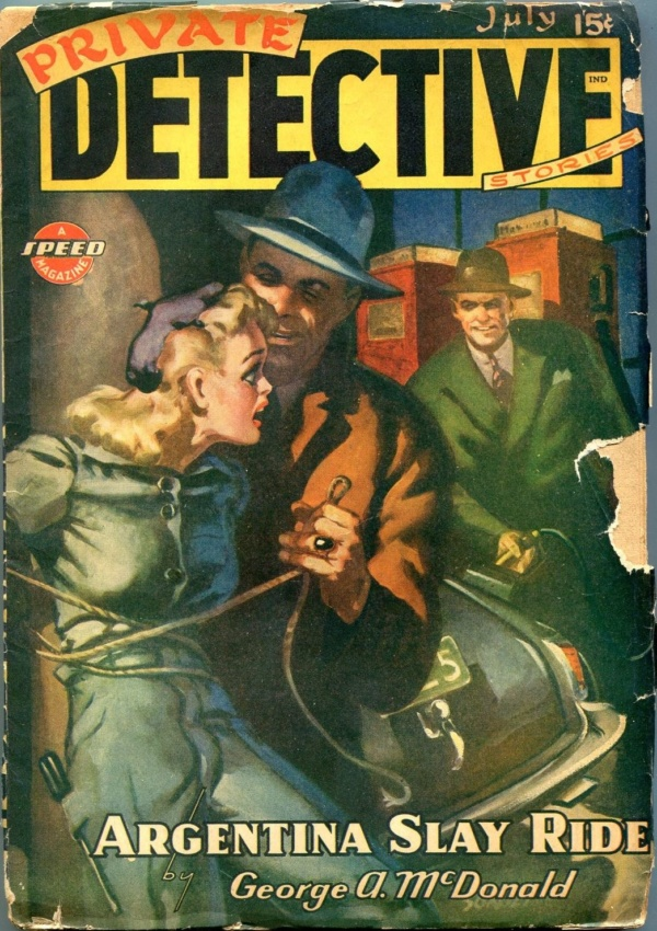 Private Detective July 1944