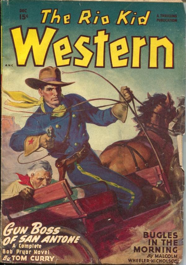 Rio Kid Western December 1947