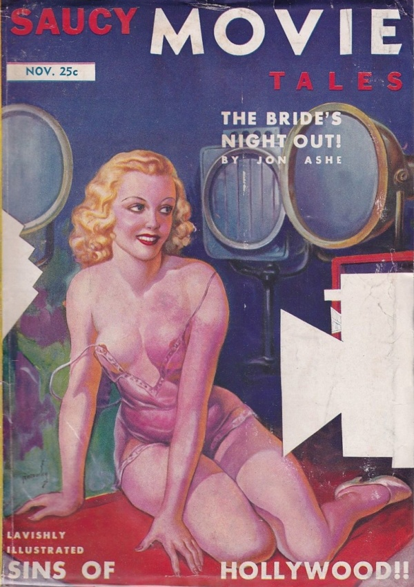 Saucy Movie Tales November 1937