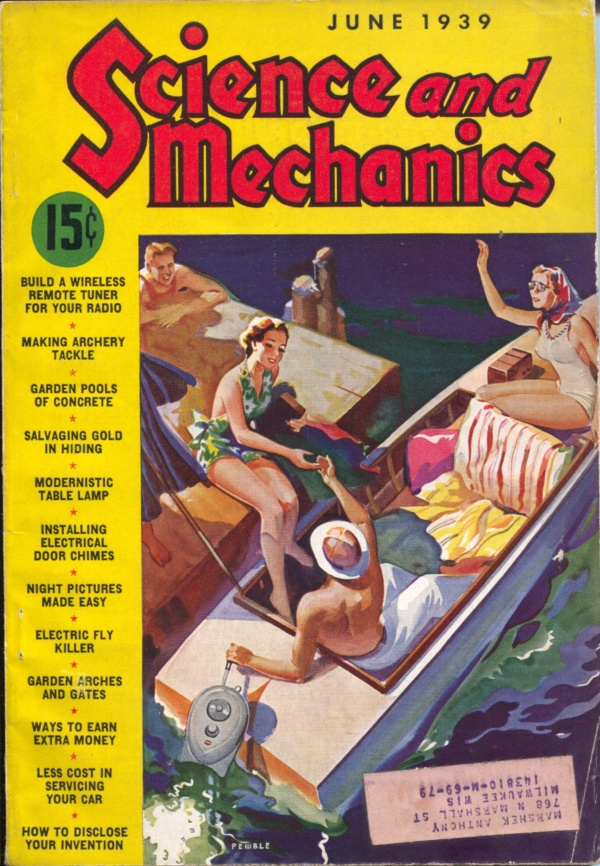Science And Mechanics June 1939