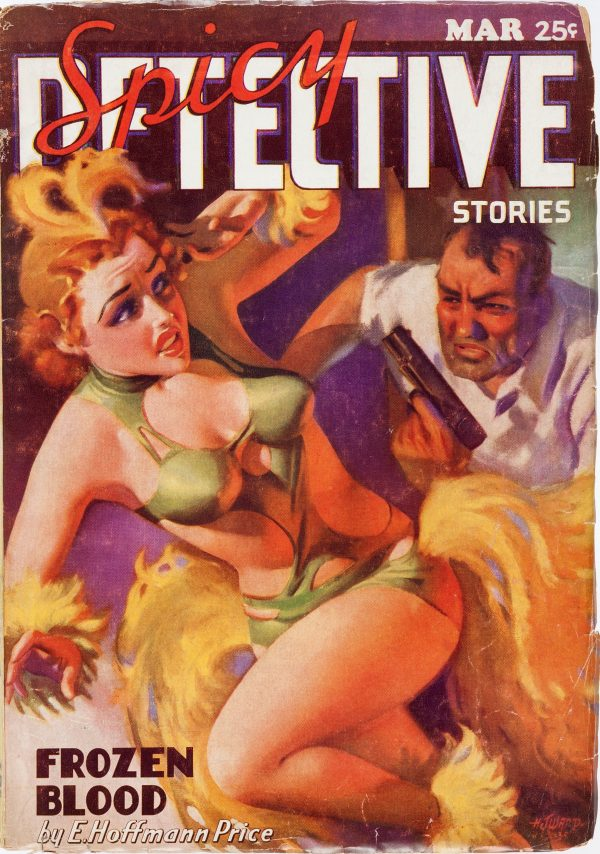 Spicy Detective Stories - March 1936