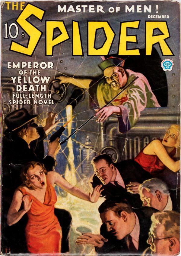 Spider - December 1935