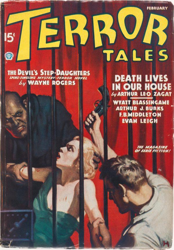 Terror Tales - February 1936