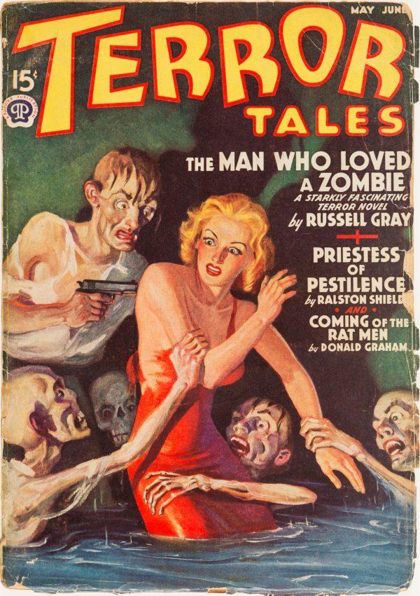 Terror Tales - May 1939