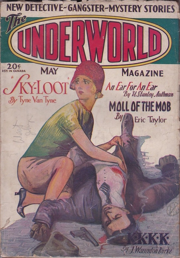 The Underworld Magazine May 1930