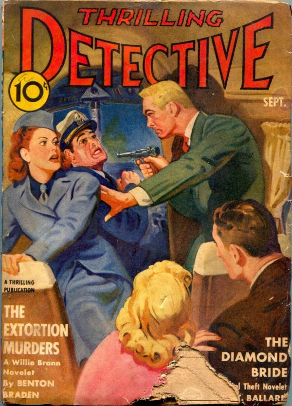 Thrilling Detective September 1941