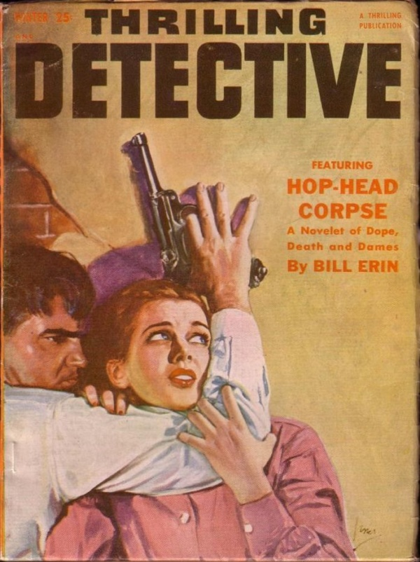 Thrilling Detective Winter 1953