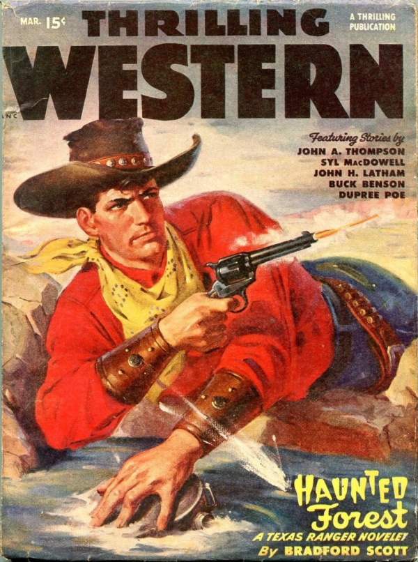 Thrilling Western March 1949