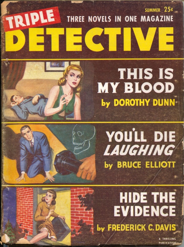 Triple Detective Summer 1952