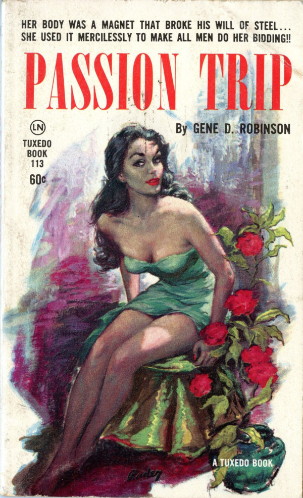 Tuxedo Books 1962