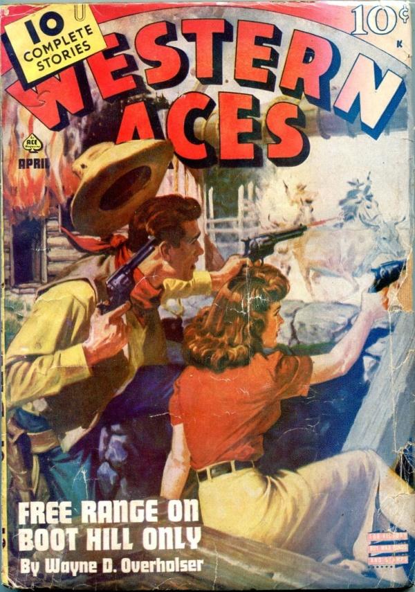 Western Aces April 1944