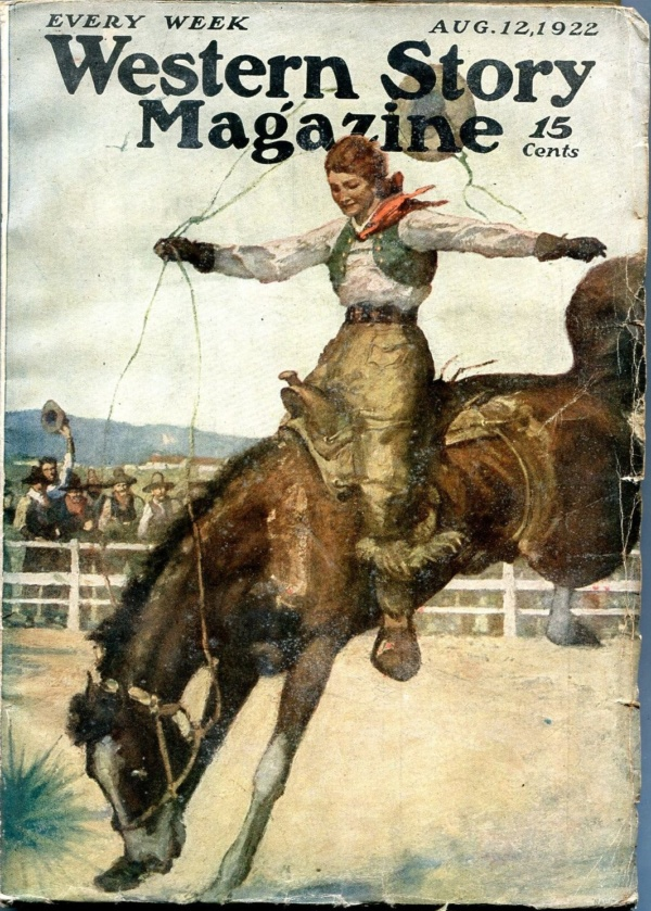 Western Story Aug 12 1922