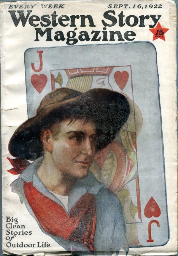 Western Story September 16 1922