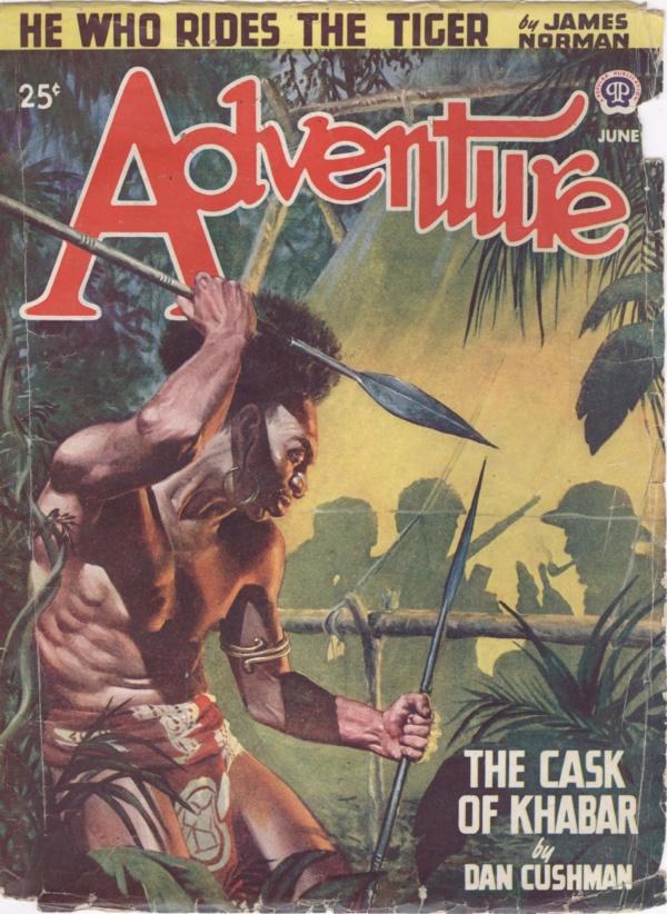 Adventure June 1947