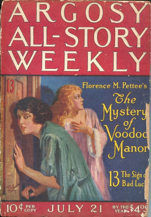 Argosy All-Story Weekly July 21 1923