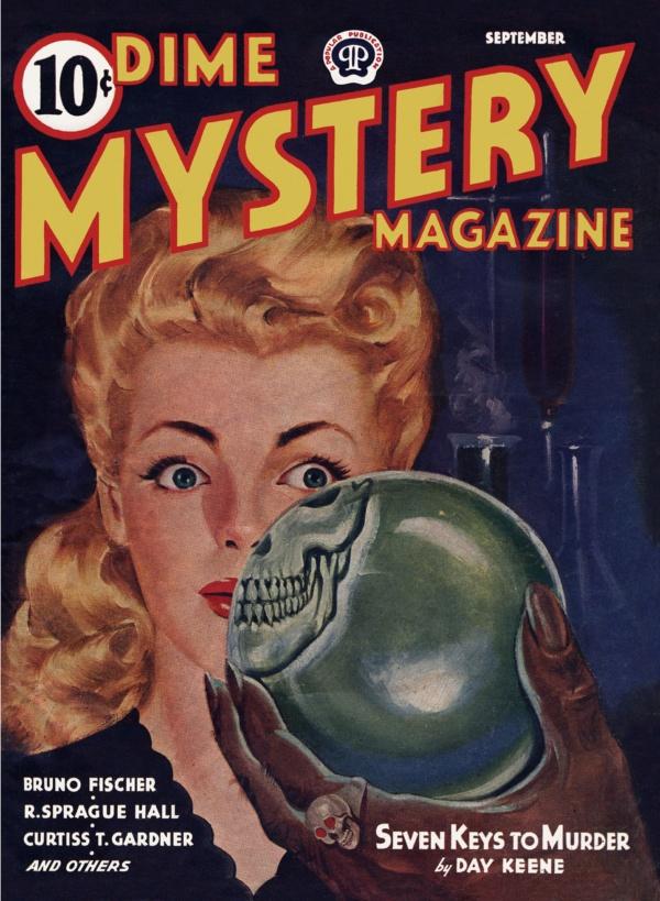 Dime Mystery September 1944