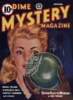 Dime Mystery September 1944 thumbnail