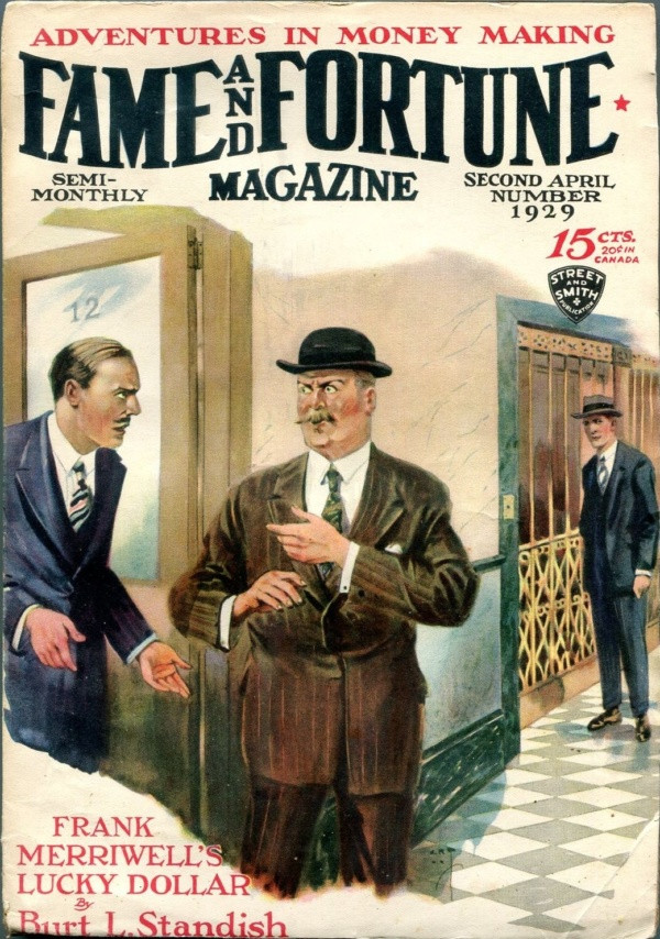 Fame And Fortune April 2nd 1929