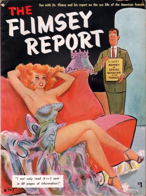 Flimsey Report #1 1953