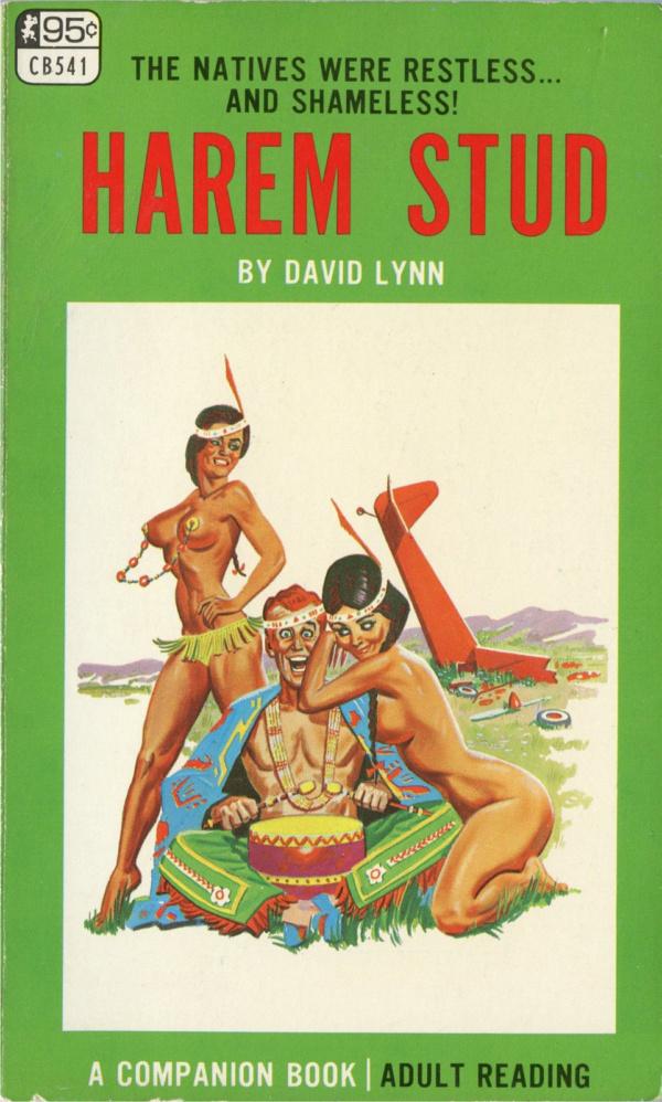 Harem Stud Companion Book CB541 - 1967