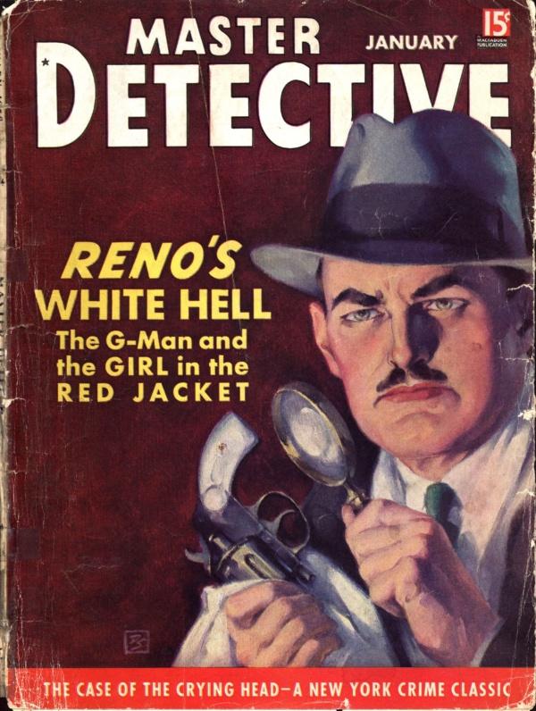 Master Detective January 1938