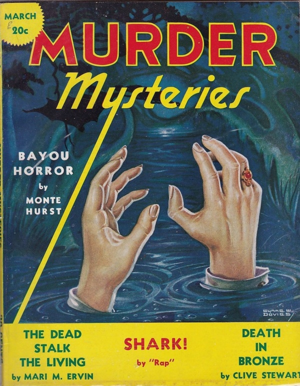 Murder Mysteries March 1935
