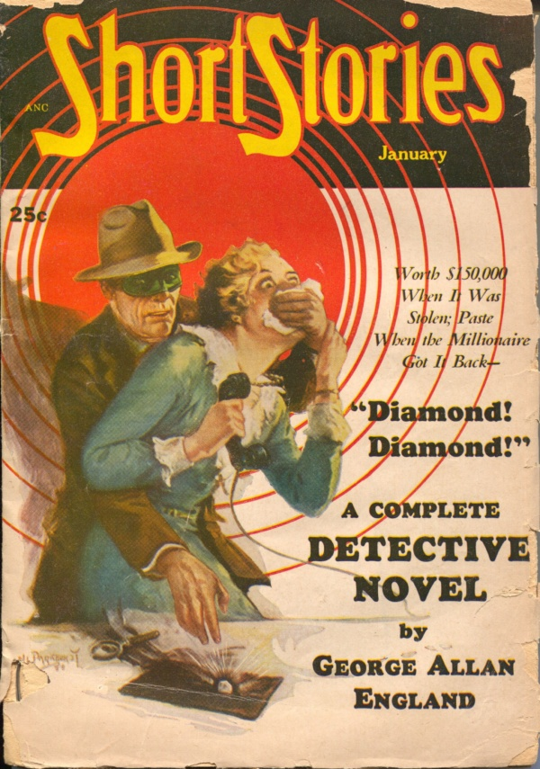 Short Stories January 1952