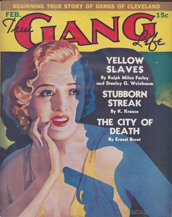True Gang Life February 1936