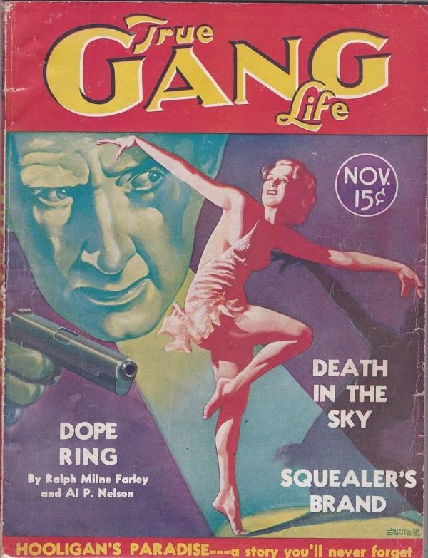 True Gang Life November 1935