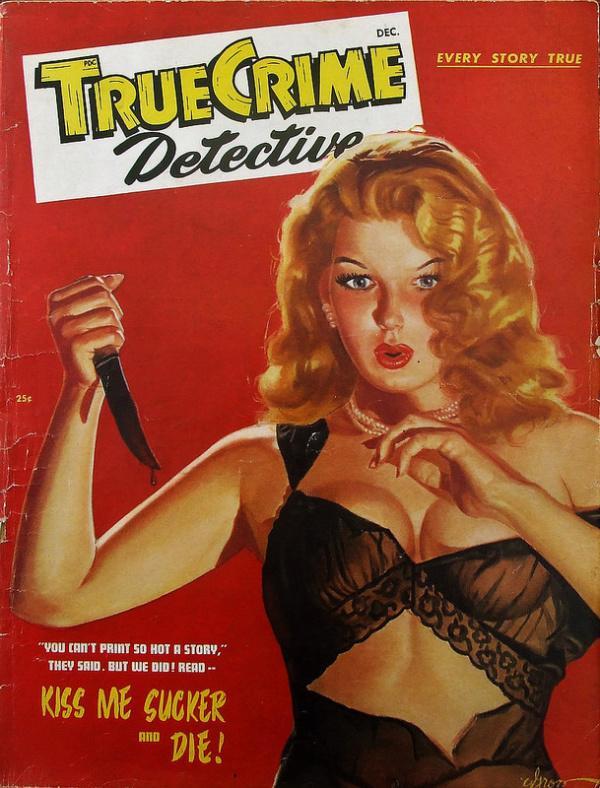 true crime detective december 1947
