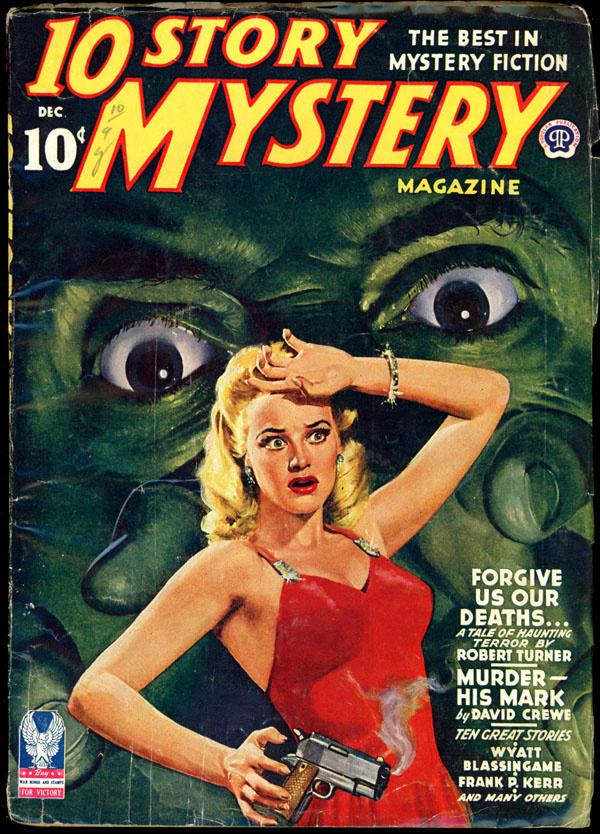 10 STORY MYSTERY MAGAZINE. December, 1942