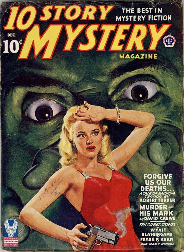 10 Story Mystery December, 1942