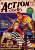 ACTION STORIES. Winter 1943 thumbnail