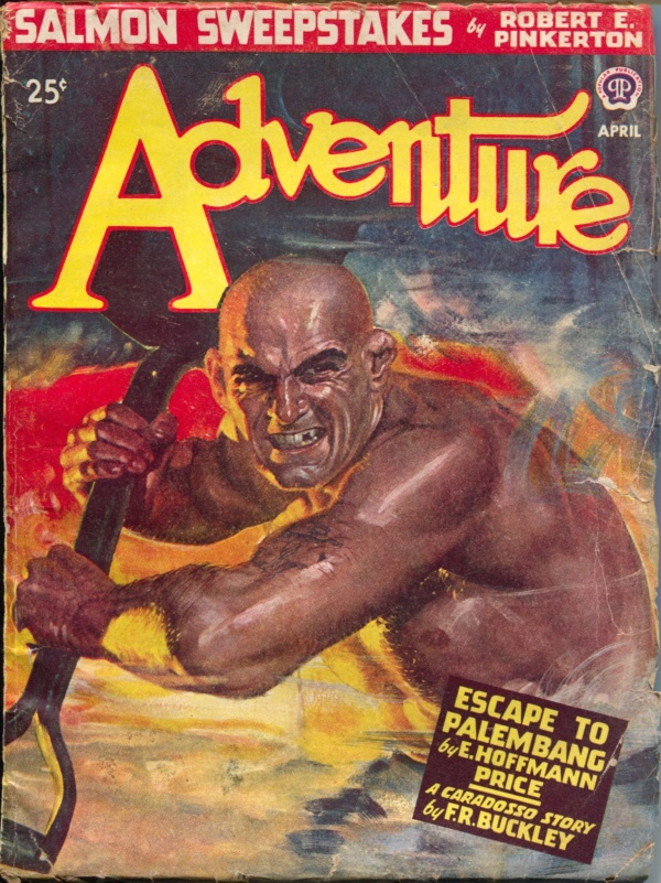 Adventure April 1947