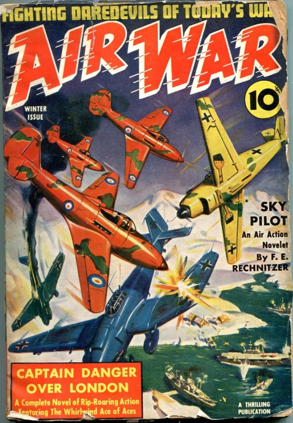 Air War Winter 1941