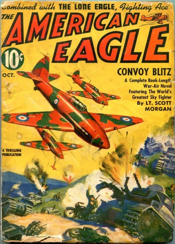 American Eagle October 1941
