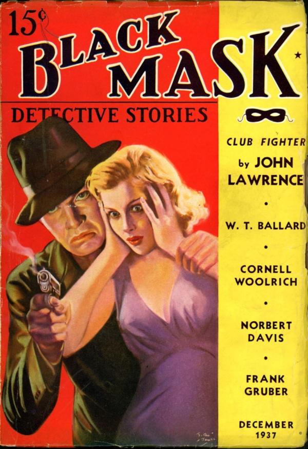 BLACK MASK. December 1937