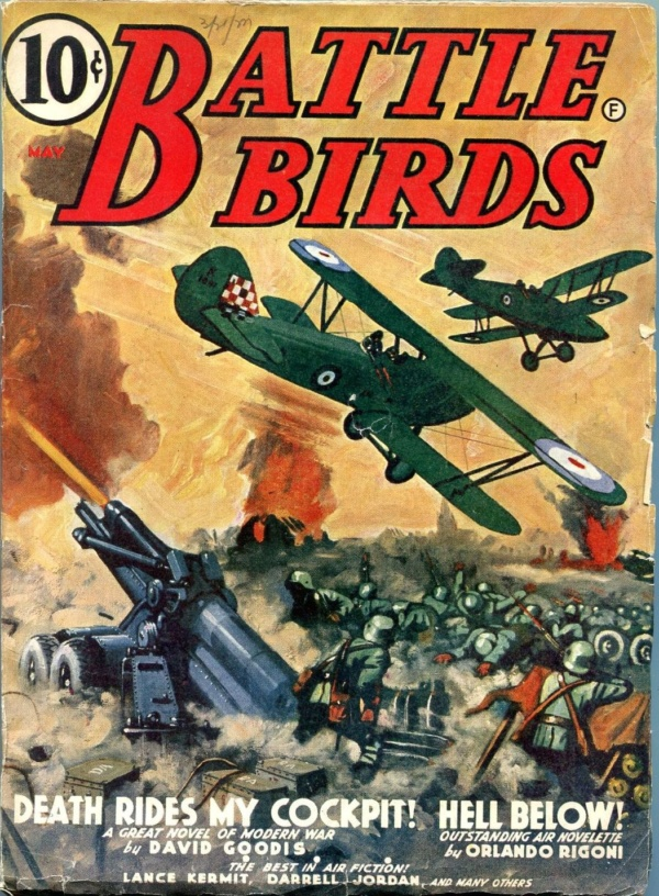 Battle Birds May 1941