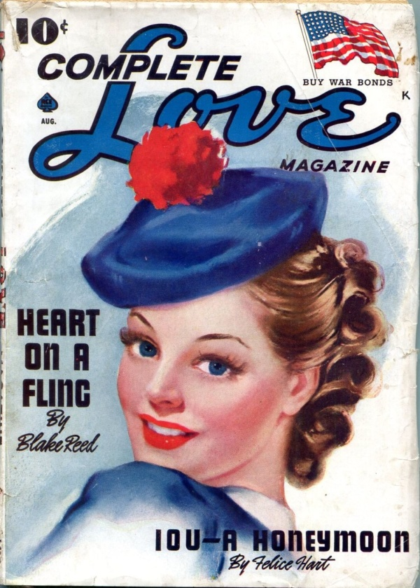 Complete Love August 1943
