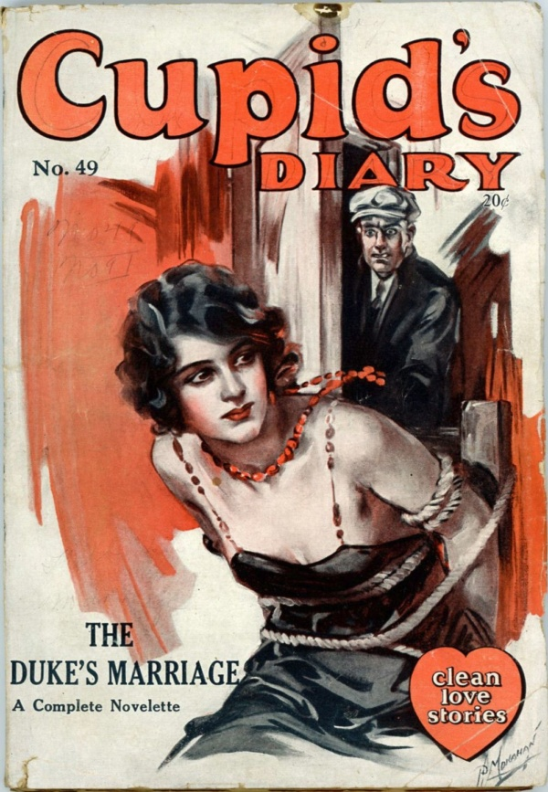 Cupid's Diary, Nov. 19, 1924