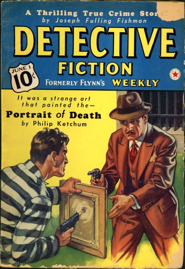 DETECTIVE FICTION WEEKLY. June 1, 1940