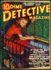 DIME DETECTIVE. February 1942 thumbnail