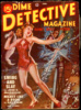 DIME DETECTIVE. January 1950 thumbnail