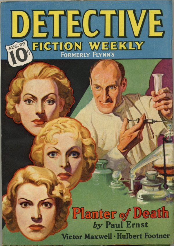 Detective Fiction Weekly August 28 1937